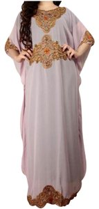blush pink Maxi Dress by Other