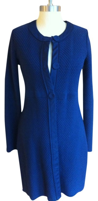 Boden Anthropologie Sweater Pea Coat
