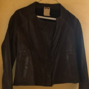 Grai Leather Jacket
