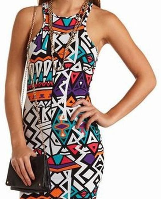 Preload https://item3.tradesy.com/images/charlotte-russe-multicolor-geo-tribal-body-con-mini-night-out-dress-size-4-s-1506207-0-0.jpg?width=400&height=650