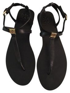 Tory Burch Flat Sandal Black Sandals