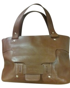 Kate Spade Leather Tote in brown
