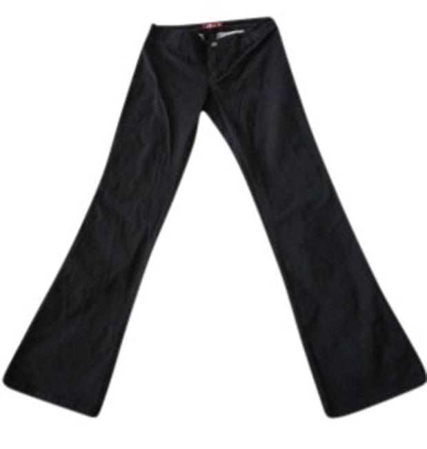 Dickies Jeans Boot Cut Pants Black