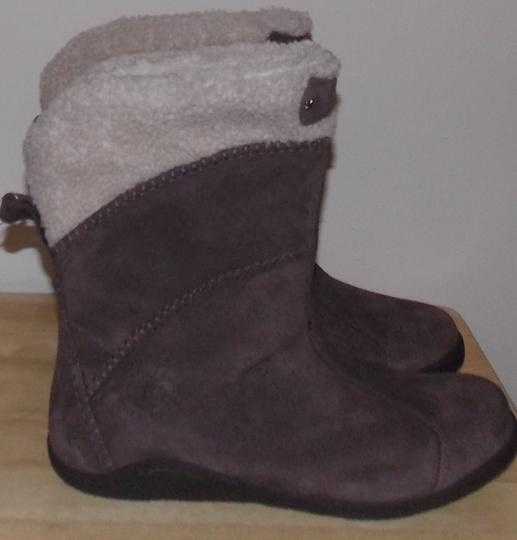 Timberland Brown & Cream Boots Image 1
