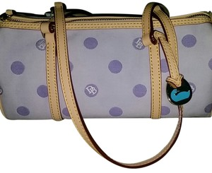 Dooney & Bourke Satchel in Purple