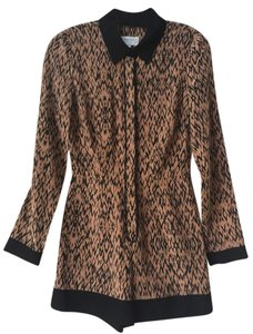 Harlyn Westwood Playsuit Silk Button Down Long Sleeve Dress
