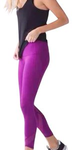 Lululemon New With Tags Lululemon Tranquil Tight Regal Plum Size 4