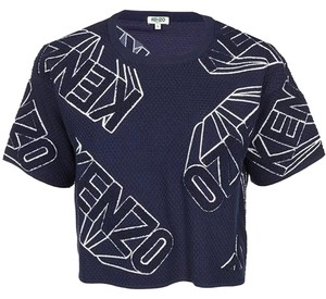 Kenzo New T Shirt Dark blue