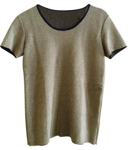 Armani Collezioni Short Sleeved Sweater