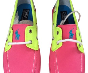 Ralph Lauren MULTI NEON COLORS Flats