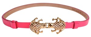 Kate Spade Kate Spade Pink Leather Belt
