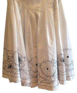 Paniz Maxi Skirt WHITE
