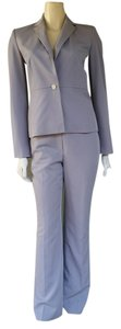 Calvin Klein New CALVIN KLEIN Gray Career Pantsuit Pants Suit 2
