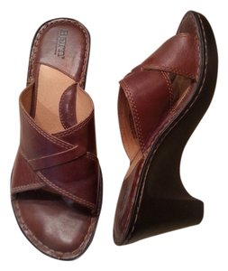 Brn Brown Wedges