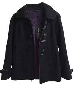 Steve Madden Hood Hooded New Pea Coat