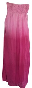 Pink Maxi Dress by Billabong
