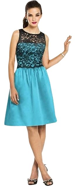 Preload https://img-static.tradesy.com/item/1506539/after-six-turquoise-6656-mid-length-cocktail-dress-size-6-s-0-0-650-650.jpg