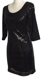 White House | Black Market Holiday Sequin Xxs Sexy Dress