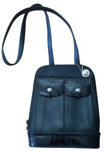 Brighton Leather Cross Body Bag