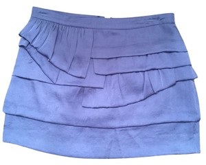 Lush Mini Party Skirt Purple