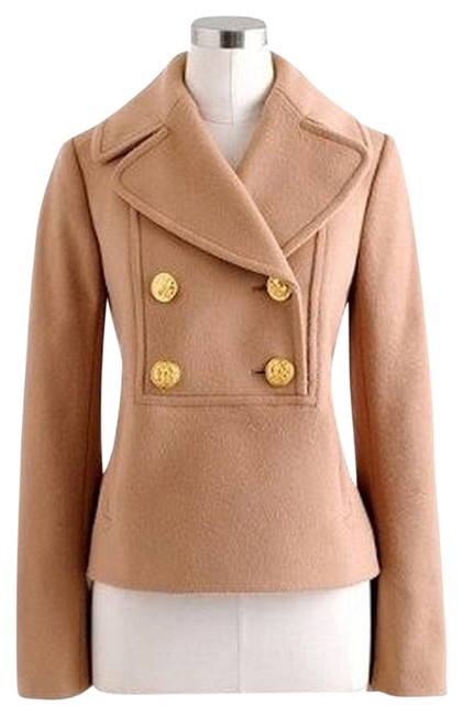 J.Crew Pullover Tags Military Jacket