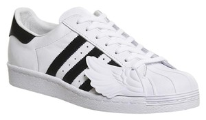 Adidas Adidas Originals By Jeremy Scott Superstar Wings Sneakers