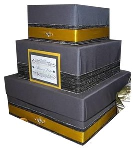 3 Tier Card Box