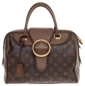 Louis Vuitton Speedy Limited Edition Satchel