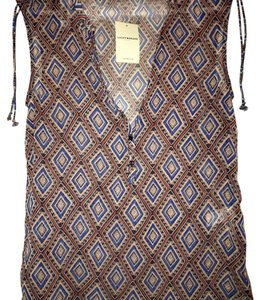 Lucky Brand Top Multi color
