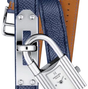 Hermès Hermes Kelly Double Tour Padlock Watch