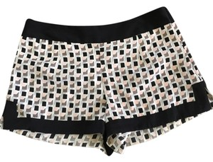 Victoria's Secret Mini/Short Shorts Black, pink, gray, brown and white