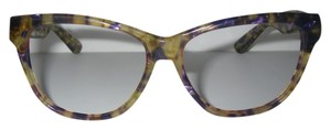 Giorgio Sant'Angelo Giorgio Sant'Angelo GSA 16 81 Cat's Eye Gold/Purple Sunglasses Frame No Lenses