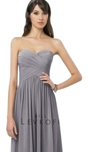Bill Levkoff Pewter Bill Levkoff 778 Dress