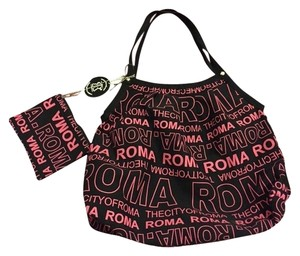 Robin Ruth Roma Rome Italy Souvenir Souvenir Canvas Roma Rome Purse Souvenir Fashion City Rome Canvas Purse Rome Roma Hobo Bag