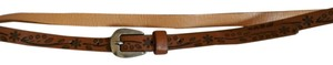 Forever 21 Forever 21 faux brown leather belt