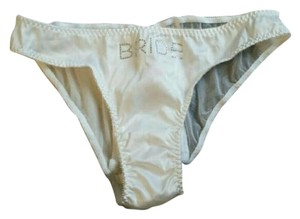 I Do Bridal Bow Underwear