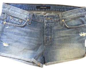 J Brand Cut Off Shorts Denim