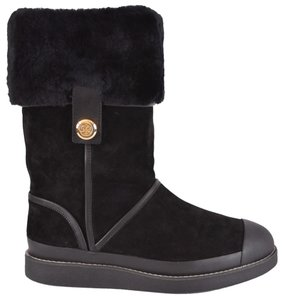 Tory Burch Snow Black Boots
