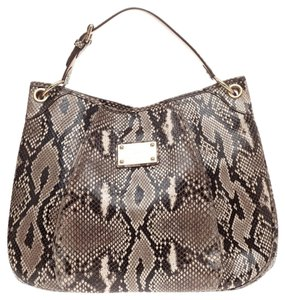 Louis Vuitton Galliera Python Hobo Bag