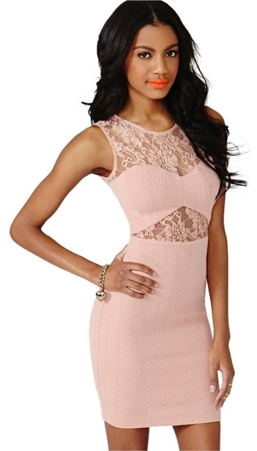 Preload https://img-static.tradesy.com/item/15072094/nasty-gal-pink-dusty-kiss-cutout-sheer-lace-back-textured-bodycon-above-knee-cocktail-dress-size-8-m-0-1-650-650.jpg