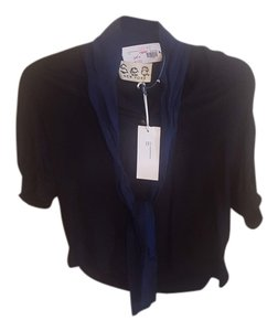 Sea New York Top black with navy