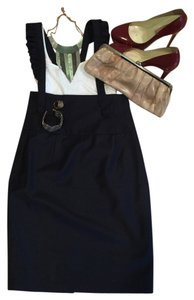 Urban Outfitters Skirt Navy Blue