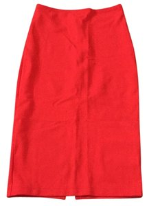 American Apparel Skirt Red