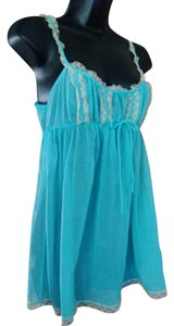 Victoria's Secret Top Light aqua