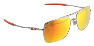 Oakley OAKLEY Deviation Fire Iridium Sunglasses