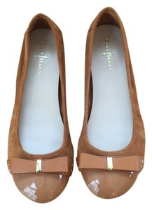 Cole Haan Camello Suede Flats