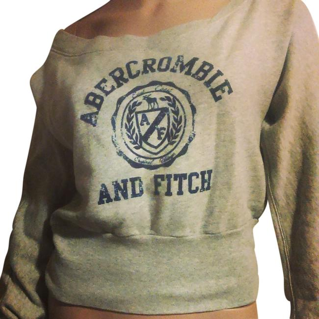 Preload https://item4.tradesy.com/images/abercrombie-and-fitch-gray-sweater-1507383-0-0.jpg?width=400&height=650