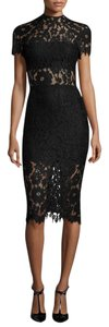 Alexis Lace Midi Coctail Dress