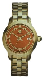 Tory Burch REDUCED PRICE: Brand New, Tory Burch Orange Dial Watch