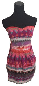 Billabong short dress Pink on Tradesy